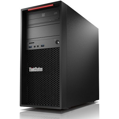 Рабочая станция Lenovo ThinkStation P310 (30AT003PRU) (30AT003PRU)Рабочие станции Lenovo<br>TWR,XEON E3_1245V5 3.5GHZ,1 x 8GB ECC 2133MHZ UDIMM,1 x 2.5_256GB SATA SSD OPAL,DVD RW,INTEGRATED VIDEO,400W PSU,KEYBOARD,MOUSE USB,W10P DG W7P64,3YROS<br>
