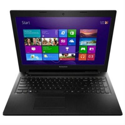 Ноутбук Lenovo IdeaPad G50-45 (80E301Q9RK) (80E301Q9RK)Ноутбуки Lenovo<br>G50-45, 15.6 (1366x768), E1-6010, 2GB, 500GB, Integrated, WiFi, BT, WebCam, 4cell, Win 10 value NB EM, Black<br>