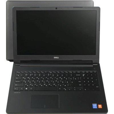 Ультрабук Dell Latitude 3560 (3560-4582) (3560-4582)Ультрабуки Dell<br>Core i5-5200U 2.2GHz,15.6 HD LED AG,Cam,8GB DDR3(1),1TB 5.4krpm,WiFi,BT,TPM,6C,2.5kg,1y,W7 Pro 64,Win10 Pro license<br>