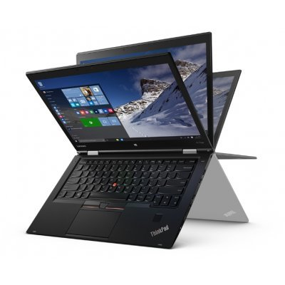 Ультрабук-трансформер Lenovo ThinkPad X1 YOGA (20FQ0041RT) (20FQ0041RT)Ультрабуки-трансформеры Lenovo<br>14 TOUCH WQHD(2560x1440)IPS,i7-6500U(2,5 GHz),8GB DDR3,256GB SSD, Intel HD 520,NoODD,4Gmodem,WiFi,BT,4cell,WWANnone,Win 10 PRO 64,1,36Kg,1y.carry in<br>