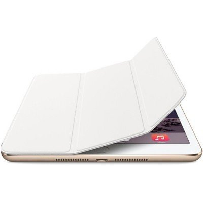 цена на Чехол для планшета Apple iPad mini Smart Cover белый (MGNK2ZM/A)