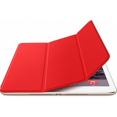Чехол для планшета Apple iPad Air Smart Cover красный (MGTP2ZM/A)Чехлы для планшетов Apple<br>iPad Air Smart Cover (RED)<br>
