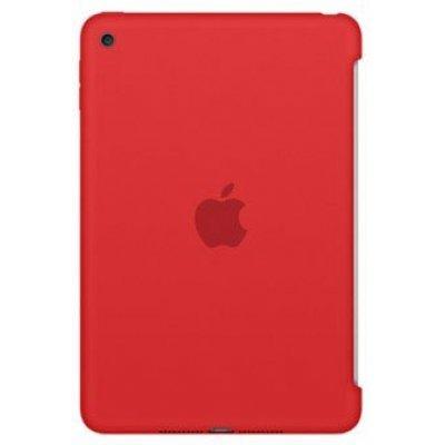 Чехол для планшета Apple iPad mini 4 Silicone Case красный (MKLN2ZM/A)Чехлы для планшетов Apple<br>iPad mini 4 Silicone Case - Red<br>