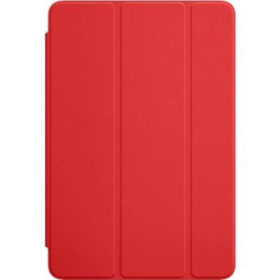 Чехол для планшета Apple iPad mini 4 Smart Cover красный (MKLY2ZM/A) чехол для планшета apple для ipad mini 4 smart cover персиковый mm2v2zm a mm2v2zm a