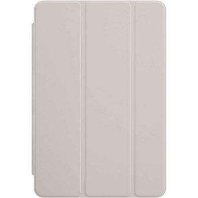 Чехол для планшета Apple iPad mini 4 Smart Cover серый (MKM02ZM/A)Чехлы для планшетов Apple<br>iPad mini 4 Smart Cover - Stone<br>