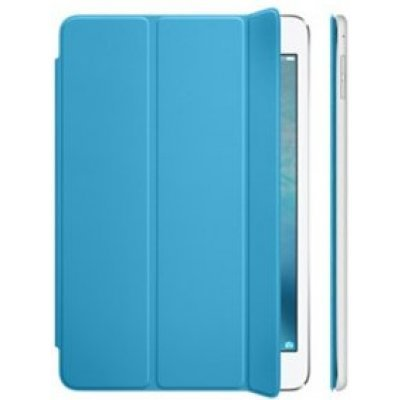 Чехол для планшета Apple iPad mini 4 Smart Cover голубой (MKM12ZM/A)Чехлы для планшетов Apple<br>iPad mini 4 Smart Cover - Blue<br>