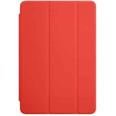 Чехол для планшета Apple iPad mini 4 Smart Cover оранжевый (MKM22ZM/A)Чехлы для планшетов Apple<br>iPad mini 4 Smart Cover - Orange<br>