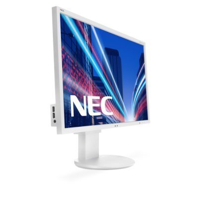 Монитор NEC 27 EA275WMi (EA275WMi)Мониторы NEC<br>Монитор LCD 27   [16:9] 2560х1440 IPS, nonGLARE, 350cd/m2, H178°/V178°, 1000:1, 16,7M Color, 6ms, DVI, HDMI, DP, USB-Hub, Height adj., Pivot, Tilt, HAS, Speakers, Swivel, 3Y, White<br>