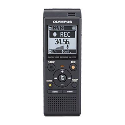 Цифровой диктофон Olympus VN-425PC (VN-425PC)Цифровые диктофоны Olympus<br>Диктофон VN-425PC White (4GB), Mono, MP3, inc. Batteries<br>