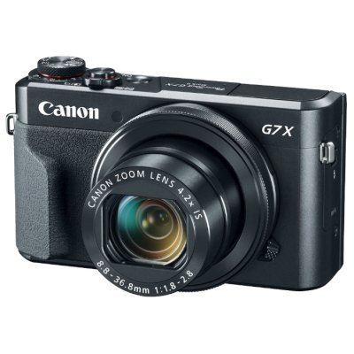 Цифровая фотокамера Canon PowerShot G7 X Mark II (1066C002) new canon powershot g9x 20 2m full hd wi fi digital camera silver