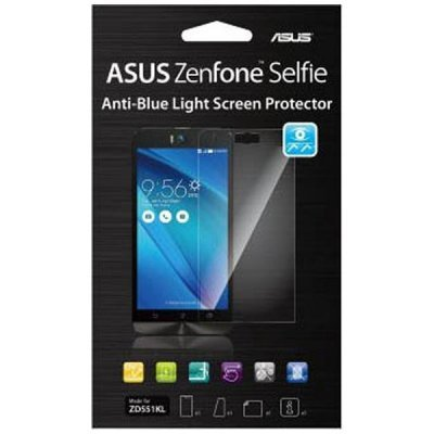 Пленка защитная для смартфонов ASUS для Zenfone 2 Selfie ZD551KL прозрачная (90XB00KA-BSC0A0) (90XB00KA-BSC0A0) ainy aa ab892 защитная пленка для asus zenfone selfie матовая