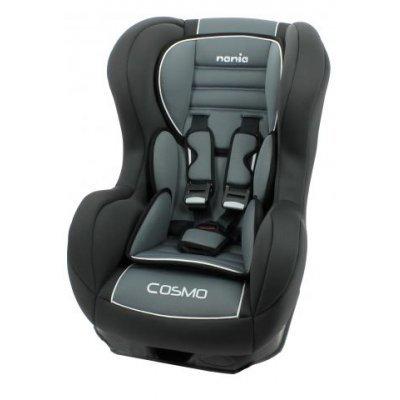 Детское автокресло Nania Cosmo SP LX (agora storm) от 0 до 18 кг (0+/1) черный (82906)Детские автокресла Nania<br>Автокресло детское Nania Cosmo SP LX (agora storm) от 0 до 18 кг (0+/1) черный<br>