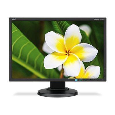 Монитор NEC 23 E233WM-BK (E233WM-BK) монитор 22 nec multisync ea223wm black tn led 1680x1050 5ms vga dvi displayport