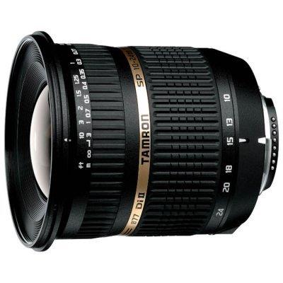 Объектив для фотоаппарата Tamron SP AF 10-24мм F/3.5-4.5 Di II LD Aspherical IF для Sony (B001S)
