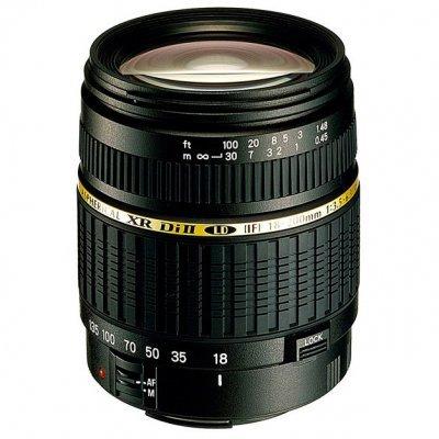Объектив для фотоаппарата Tamron 18-200мм F/3.5-6.3 Di II для Sony (B018S) объектив для фотоаппарата