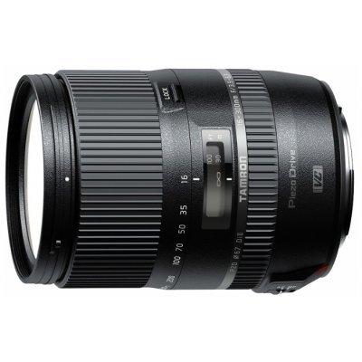 Объектив для фотоаппарата Tamron 16-300mm F3.5-6.3 Di II VC PZD MACRO для Canon (B016E)Объективы для фотоаппарата Tamron <br>стандартный Zoom-объектив<br>крепление Canon EF-S<br>для неполнокадровых фотоаппаратов<br>встроенный стабилизатор изображения<br>автоматическая фокусировка<br>минимальное расстояние фокусировки 0.39 м<br>