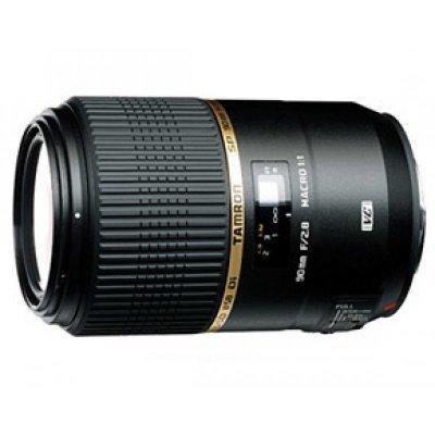 Объектив для фотоаппарата Tamron SP AF 90мм F/2.8 Di Макро VC USD для Sony (F004S)