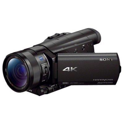 Цифровая видеокамера Sony FDR-AX100E (FDRAX100EB.CEE) sony fdr ax100e 4k