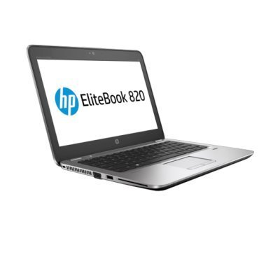 Ультрабук HP EliteBook 820 G3 (T9X40EA) (T9X40EA)Ультрабуки HP<br>UMA i5-6200U 820 / 12.5 HD SVA AG / 4GB 1D 2133 DDR4 / 500GB 7200 / W7p64W10p / 3yw / Webcam / kbd DP Backlit / Intel 8260NGW AC 2x2+BT / SGX Permanent Disable IOPT / FPR / No NFC<br>