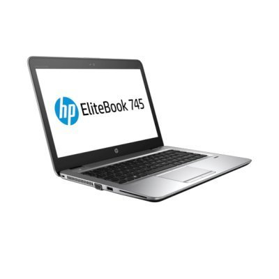 Ультрабук HP EliteBook 745 G3 (V1A64EA) (V1A64EA)Ультрабуки HP<br>UMA PRO A12-8800B 745 / 14 FHD SVA AG / 8GB 2D / 256GB TLC / W7p64W10p / 3yw / Webcam / kbd DP Backlit / Intel AC 2x2+BT / FPR / No NFC<br>