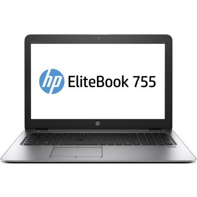 Ноутбук HP EliteBook 755 G3 (V1A66EA) (V1A66EA)Ноутбуки HP<br>UMA PRO A12-8800B 755 / 15.6 FHD SVA AG / 8GB 2D / 256GB TLC / W7p64W10p / 3yw / Webcam / kbd DP Backlit / Intel AC 2x2+BT / FPR / No NFC<br>