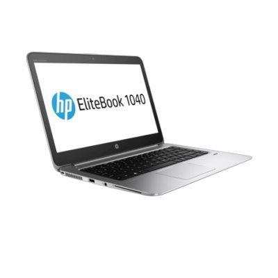 Ультрабук HP EliteBook Folio Ultrabook 1040 G3 (V1A81EA) (V1A81EA)Ультрабуки HP<br>UMA i5-6200U 8GB 1040 / 14 FHD SVA AG / 256GB TLC / W7p64W10p / 1yw / Extend 3yw / Webcam / Clickpad Backlit / Intel 8260 AC 2x2+BT / SGX Permanent Disable IOPT /<br>