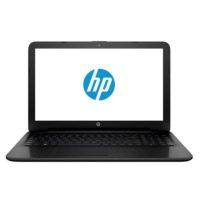 Ноутбук HP 15-ac610ur (V0Z75EA) (V0Z75EA)Ноутбуки HP<br>15.6(1366x768)/Intel Pentium N3700(1.6Ghz)/2048Mb/500Gb/noDVD/Ext:AMD Radeon R5 M330(1024Mb)/Cam/WiFi/41WHr/war 1y/2.19kg/jack black/W10<br>