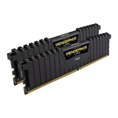 Модуль оперативной памяти ПК Corsair CMK32GX4M2A2133C13 32Gb DDR4 (CMK32GX4M2A2133C13)Модули оперативной памяти ПК Corsair<br>Память DDR4 2x16Gb 2133MHz Corsair CMK32GX4M2A2133C13 RTL PC4-19200 CL14 DIMM 288-pin 1.2В<br>