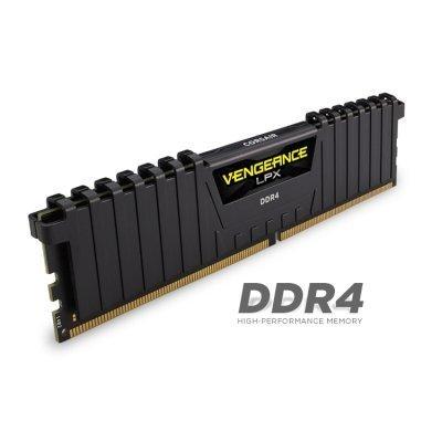 Модуль оперативной памяти ПК Corsair CMK16GX4M2B3466C16 16Gb DDR4 (CMK16GX4M2B3466C16)Модули оперативной памяти ПК Corsair<br>Память DDR4 2x8Gb 3466MHz Corsair CMK16GX4M2B3466C16 RTL PC4-21300 CL16 DIMM 288-pin 1.35В Intel<br>