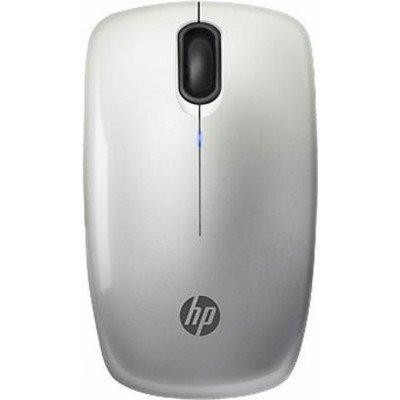 Мышь HP z3200 серебристый/черный (N4G84AA)Мыши HP<br>Мышь HP z3200 серебристый/черный оптическая (1600dpi) беспроводная USB для ноутбука (2but)<br>