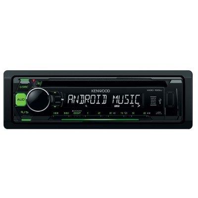 Автомагнитола Kenwood KDC-100UG (KDC-100UG)Автомагнитолы Kenwood<br>автомагнитола 1 DIN<br>CD-проигрыватель<br>макс. мощность 4 x 50 Вт<br>воспроизведение с USB<br>аудиовход на передней панели<br>радиоприемник с RDS<br>