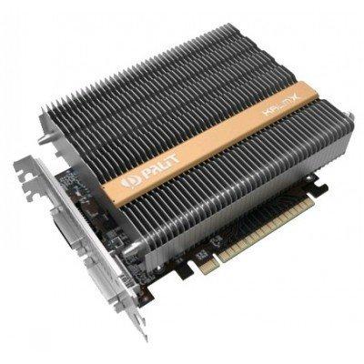 Видеокарта ПК Palit GeForce GTX 750 Ti 1020Mhz PCI-E 3.0 2048Mb 5400Mhz 128 bit 2xDVI Mini-HDMI HDCP (NE5X75T00941-1073H)