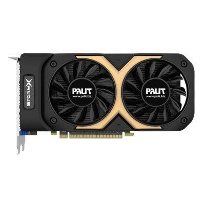 Видеокарта ПК Palit GeForce GTX 750 Ti 1202Mhz PCI-E 3.0 2048Mb 6008Mhz 128 bit DVI HDMI HDCP (NE5X75TTHD41-1076F)