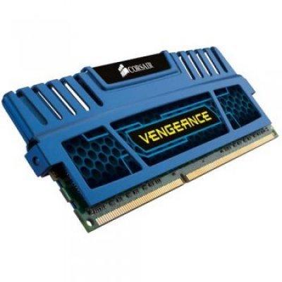 Модуль оперативной памяти ПК Corsair CMZ8GX3M1A1600C10B 8Gb DDR3 (CMZ8GX3M1A1600C10B) оперативная память 8gb pc3 12800 1600mhz ddr3 dimm corsair vengeance 10 10 10 27 cmz8gx3m1a1600c10