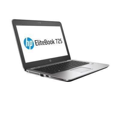 Ноутбук HP EliteBook 725 G3 (V1A60EA) (V1A60EA)Ноутбуки HP<br>12.5(1920x1080 (матовый))/AMD A12 PRO 8800B(2.1Ghz)/8192Mb/256SSDGb/noDVD/Int:AMD Radeon R7/Cam/BT/WiFi/46WHr/war 3y/1.33kg/silver/black metal/W7Pro + W10Pro key + USB-C<br>