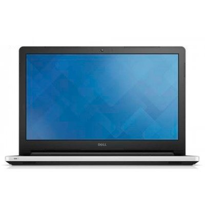 Ноутбук Dell Inspiron 5558 (5558-7722) (5558-7722)Ноутбуки Dell<br>i3-4005U 4Gb 500Gb nV GT920M 2Gb 15,6 HD DVD(DL) BT Cam 2660мАч Win10 Белый 5558-7722<br>