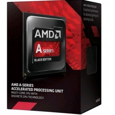 Процессор AMD A6 X2 7400K Socket-FM2+ Box (AD740KYBJABOX)