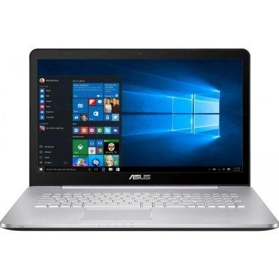 Ноутбук ASUS N752VX-GC141T (90NB0AY1-M01580) (90NB0AY1-M01580)Ноутбуки ASUS<br>i7-6700HQ/12GB/1TB+1TB/Blu Ray/17.3 FHD/Nvidia GT950M 4GB/Camera/Wi-Fi/Sub-w,/Windows 8.1<br>