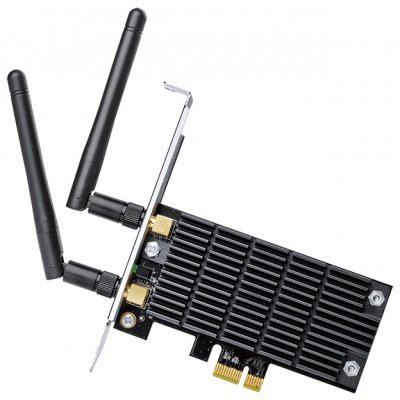 Адаптер Wi-Fi TP-link ARCHER T6E (ARCHER T6E) wi fi xdsl точка доступа tp link archer vr400 archer vr400