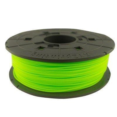 Пластик PLA XYZ сменная катушка для Junior, Neon Green (неоновый зеленый), 600гр (RFPLCXEU0AD)Пластик PLA XYZ<br>Пластик PLA сменная катушка для Junior, Neon Green (неоновый зеленый), 600гр<br>