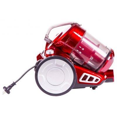 Пылесос Shivaki SVC-1764R (SVC-1764R)Пылесосы Shivaki<br>пылесос<br>сухая уборка<br>с циклонным фильтром<br>без мешка для сбора пыли<br>мощность всасывания 220 Вт<br>пылесборник на 1.5 л<br>работа от сети<br>потребляемая мощность 1600 Вт<br>вес 4.8 кг<br>