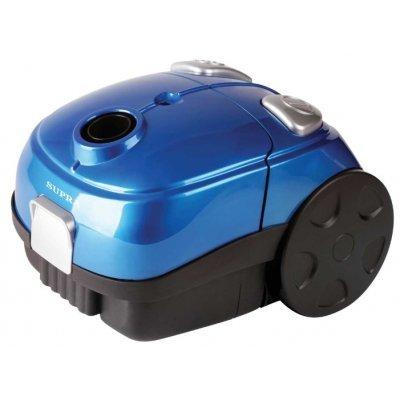 Пылесос Supra VCS-1602 1600Вт синий (VCS-1602 синий) пылесос supra vcs 1602 blue