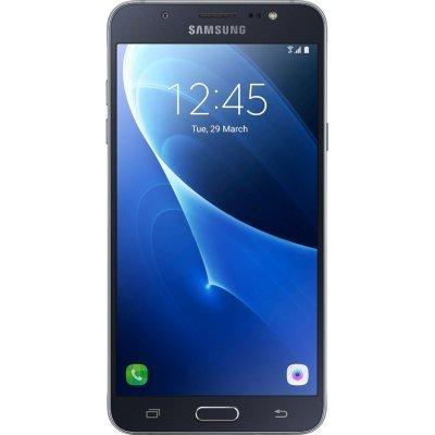 Смартфон Samsung Galaxy J7 (2016) черный (SM-J710FZKUSER) samsung galaxy j7 2016 j710 black sm j710fzkuser