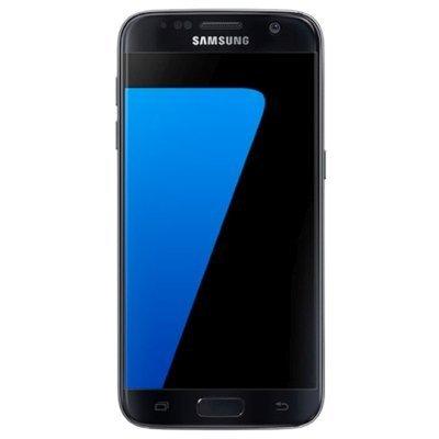 Смартфон Samsung Galaxy S7 32GB DS черный бриллиант (SM-G930FZKUSER)Смартфоны Samsung<br>черный бриллиант<br>