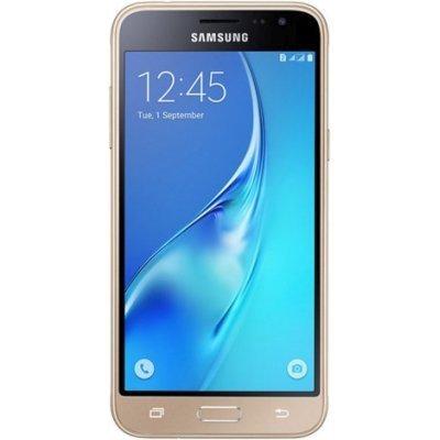 Смартфон Samsung Galaxy J3 (2016) золотой (SM-J320FZDDSER)