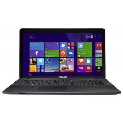 Ноутбук ASUS K751SJ (90NB07S1-M00320) (90NB07S1-M00320)Ноутбуки ASUS<br>ASUS K751SJ-TY020D 17.3(1600x900)/Intel Pentium N3700(1.6Ghz)/4096Mb/1000Gb/DVDrw/Ext:nVidia GeForce 920M(1024Mb)/Cam/BT/WiFi/44WHr/war 1y/2.8kg/black/DOS<br>