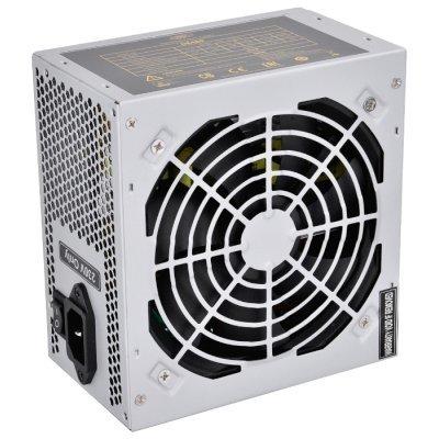 Блок питания ПК DeepCool Explorer DE480 (DP-DE480-BK)Блоки питания ПК DeepCool<br>Блок питания Deepcool Explorer DE480 Retail , ATX v.2.31, 350W / 480W в пике, 1x PCI-E (6+2pin), 3x SATA, 3x MOLEX, 4+4 Pin, 12cm PWM Fan.<br>