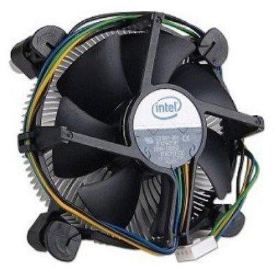Кулер для процессора Intel ORIGINAL s1156 ( Al+Cu ) - 105W (LC1156) кулер для процессора intel original al socket 1156 1155 1150