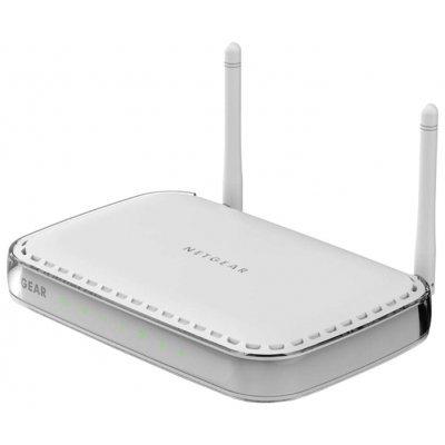 Wi-Fi роутер Netgear WNR614-100PES (WNR614-100PES) маршрутизатор netgear jwnr2010 100pes