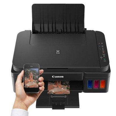 Струйный принтер Canon PIXMA G3400 (0630C009) принтер струйный epson l312